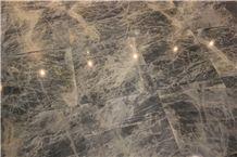 Awra Black Marble Tiles, Turkey Grey Marble