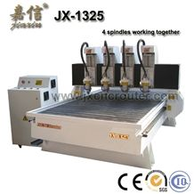 Jiaxin Four Head 3D Stone CNC Routers