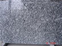 Surf White Sea White Granite Tiles Slabs