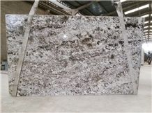 Snow Fall Granite Slabs