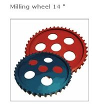 Milling Wheel for Stone