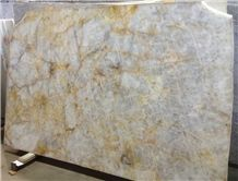 Crystal Lumix Marble Slabs, Brazil Blue Marble