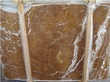 Mystic Brown Marble Slabs, Tiles Available