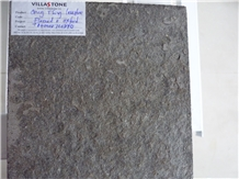 Vietnam Grey Basalt Flamed Tiles