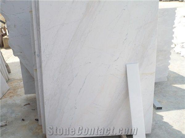 Vietnam Milky White Marble Tiles Slabs From Viet Nam
