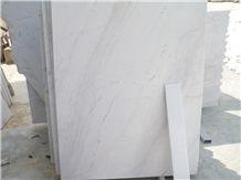 Vietnam Milky White Marble Tiles, Slabs