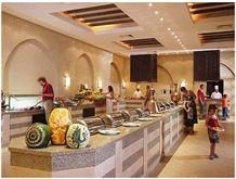 Sahara Brown Granite Hotel Food Service Counter