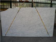 Bianco Carrara C Gioia Alta Venatino, Bianco Carrara C Marble Slabs