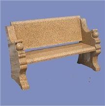 Light Grey Granite Bench, G603 Grey Granite Bench