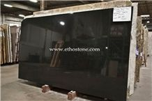 Absolute Black Zimbabwe Granite, Absolute Black Granite Slabs
