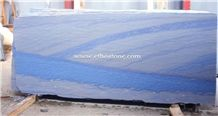 Blue Quartzite Slabs