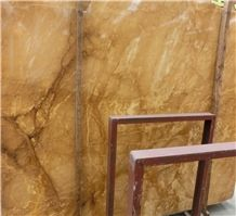 Imperal Gold Marble Slabs