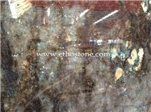 Labradorite Green Granite Slabs & Tiles