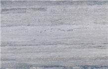 Ocean Travertine Vein Cut, Italy Grey Travertine