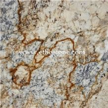 Typhoon Bordeaux Granite Slabs & Tiles