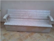 Sofas De Jardin in Arenisca Corvio Sandstone, Arenisca Corvio Beige Sandstone Bench & Table