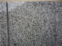 G615 Jinjiang Qingtou White, White and Grey Granite Paving Stone, Cobble Stone