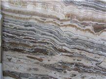 Wood Pattern Traonyx Slab