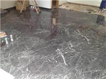 New Grigio Billiemi Marble Tiles, Slabs
