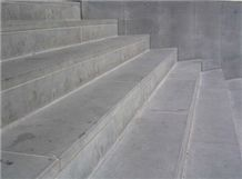 Victorian Bluestone Stairs, Victorian Bluestone Grey Blue Stone Stairs