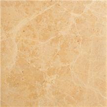 Cushioned Limestone Sunshine Gold Tiles, Turkey Yellow Limestone