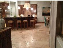 Moav Limestone Floor Pattern, Palestine Beige Limestone Tiles