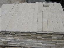 Split Face Vratza Limestone Slabs & Tiles, Bulgaria Beige Limestone