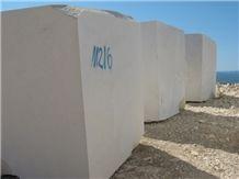 Vratsa Limestone Blocks with Different Sizes, Vratza Limestone Block