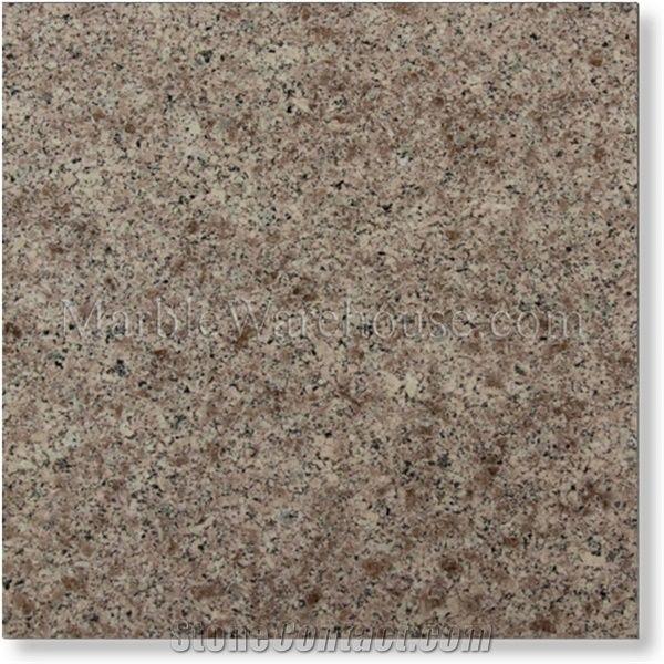 Almond Mauve Granite Tile 12