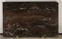 Earth Glitter Granite Slabs Polished
