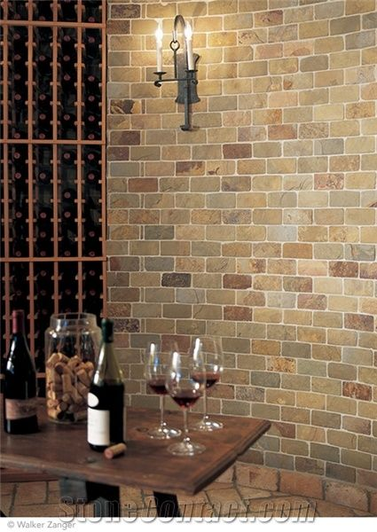 Stone Collections Tumbled Rustic Slate