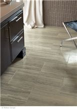 Siena Silver Travertine Wall Tiles, Floor Tiles