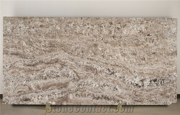 White Torroncino Granite Antique Slabs From United States