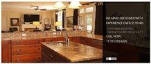 Caffe Bruno Marble Kitchen Countertop, Caffe Bruno Brown Marble Kitchen Countertops