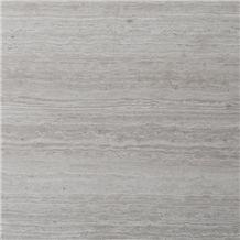 Grigio Legno Marble Tiles, Italy Grey Marble