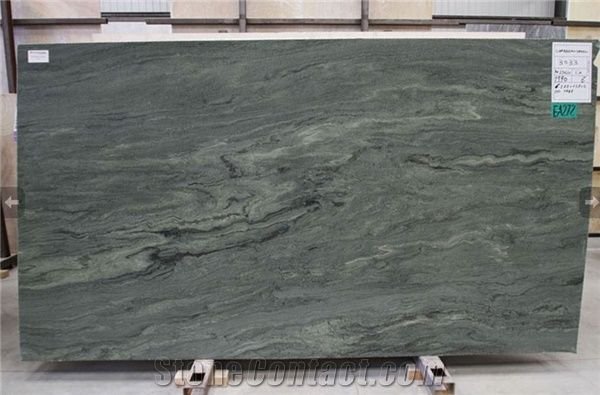 Caribbean Green Granite Slabs From United States
