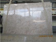 Ice Flake Quartzite Slabs , Iceberg White Quartzite Slabs