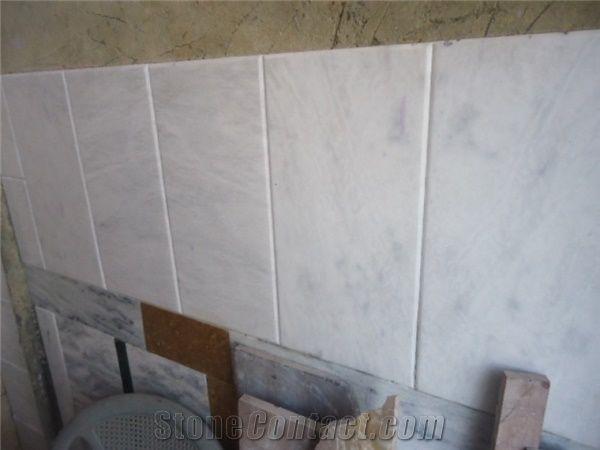 Carrera A Grade Marble Pakistan White Marble Tiles