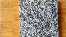 Grey Granite White QNG Slabs & Tiles