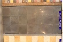 Ozer Basalt, Turkey Brown Andesite Slabs & Tiles