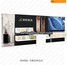 MM062 MOSAIC RACK, MOSAIC SHOWROOM DESIGN
