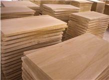 Sandstone Slabs & Tiles, China Pink Sandstone