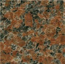 Maple Red Granite G562 Slabs & Tiles