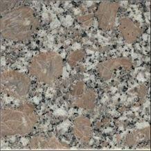 Pearl Flower Granite Slabs & Tiles, China Red Granite