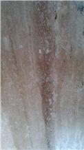 Kashan Chocolate Travertine Slabs, Kashan Chocolate Travertine Slabs, Building, Walling