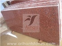 Jhansi Red Granite Slab