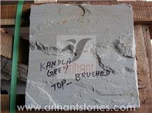 Kandala Grey Sandstone Tiles, Slabs