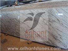 River White Granite Slab