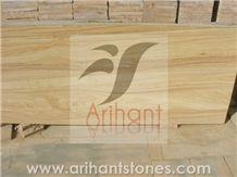 Teak Wood Sandstones Slabs
