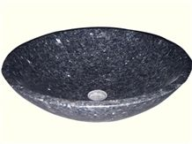 Blue Pearl Granite Bowl Sinks, Blue Granite Sink